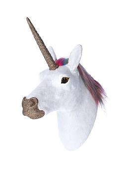 gisela-graham-unicorn-wall-plaque