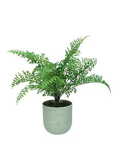 gisela-graham-maidenhair-fern-artificial-pot-plant
