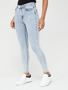v-by-very-ella-high-waist-acid-wash-skinny-jeans-mid-wash