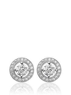 beaverbrooks-silver-cubic-zirconia-stud-earrings