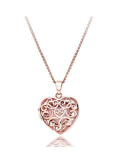 beaverbrooks-silver-rose-gold-plated-heart-locket-pendant