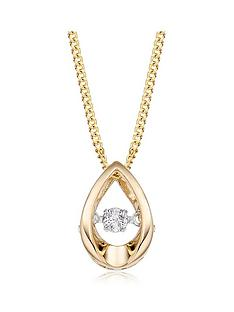 beaverbrooks-dance-9ct-gold-diamond-pendant