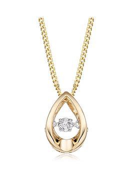 beaverbrooks-dance-9ct-gold-diamond-pendant