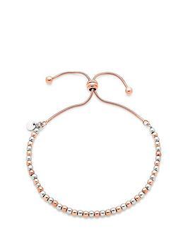 beaverbrooks-silver-rose-gold-plated-bracelet