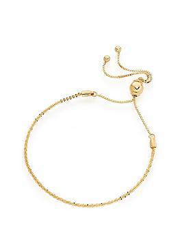 beaverbrooks-9ct-gold-slider-bracelet