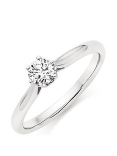 beaverbrooks-9ct-white-gold-diamond-solitaire-ring