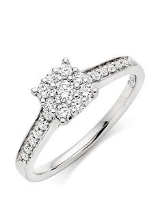 beaverbrooks-9ct-white-gold-diamond-cluster-ring