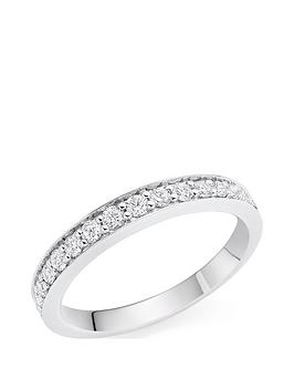 beaverbrooks-platinum-diamond-half-eternity-wedding-ring