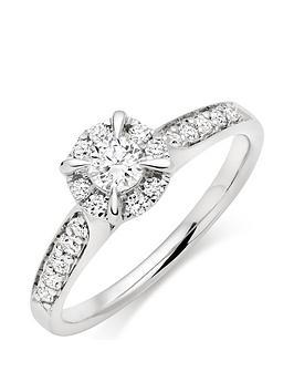 beaverbrooks-platinum-diamond-halo-ring
