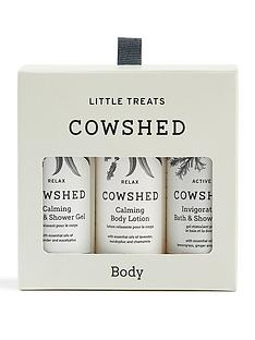 cowshed-little-treats-body-set