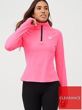 pink-soda-encino-quarter-zip-top-pinknbsp