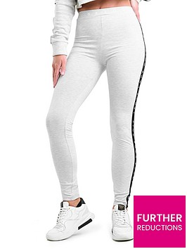 pink-soda-congo-taped-legging-grey-heathernbsp