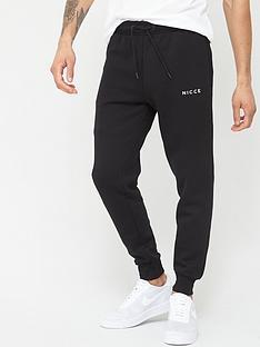 nicce-original-logo-joggers-black
