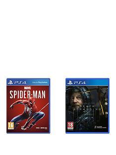 playstation-4-ps4-bundle-deal-marvels-spider-man-and-death-stranding