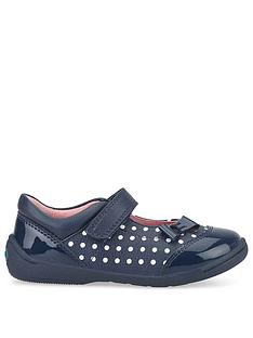 start-rite-girls-twizzle-bow-shoe-navy