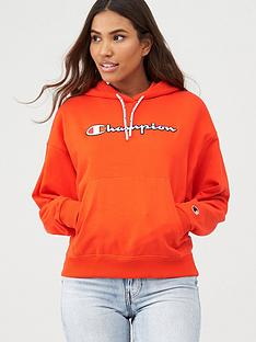 champion-hooded-sweatshirt-rednbsp