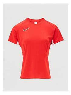 nike-ladies-academy-short-sleeve-top-red