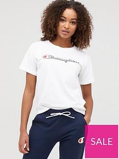 champion-crew-neck-t-shirt-whitenbsp