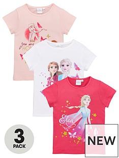 disney-frozen-girls-3-pack-t-shirts-multi