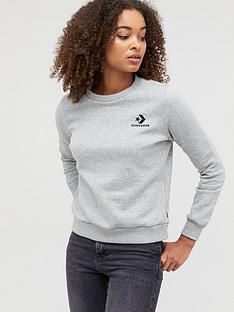 converse-star-chevron-embroidered-crew-sweatshirt-grey