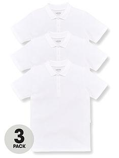 v-by-very-unisex-3-pack-teflon-coated-school-polo-tops