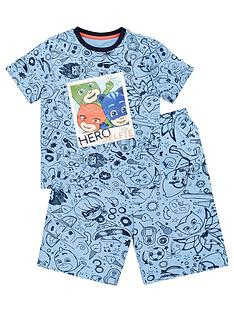 pj-masks-boys-photograph-t-shirt-and-short-pjs-blue