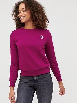 converse-star-chevron-embroidered-crew-sweatshirtnbsp-burgundy