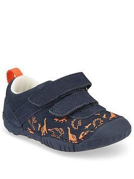 start-rite-baby-boys-roar-strap-shoes-navy
