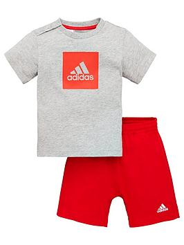adidas-infants-logo-sum-tracksuit-grey