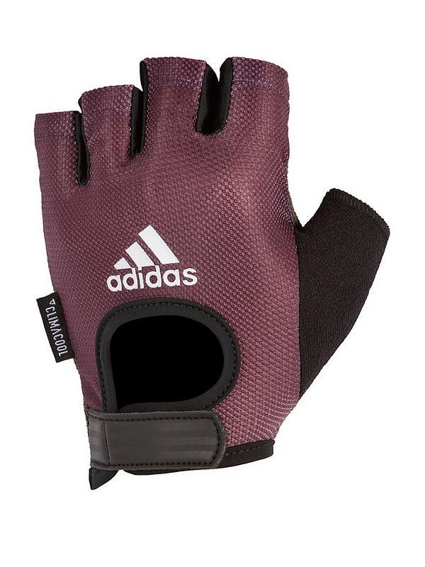 simultáneo Pedagogía Salvación  adidas Performance Women's Gloves - Purple   very.co.uk