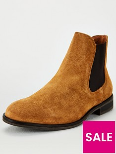 selected-homme-louise-suede-chelsea-boots-tan