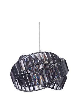 chandler-rings-easy-fit-pendant-lightshade-smoke