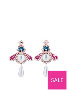 all-we-are-queen-bee-drop-earring