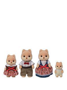 sylvanian-families-caramel-dog-family