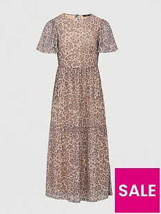 v-by-very-mesh-puff-sleeve-maxi-dress-animal-print