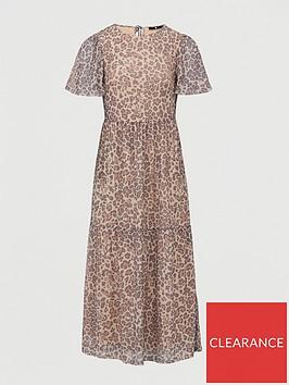 v-by-very-mesh-puff-sleeve-maxi-dress-animal-print