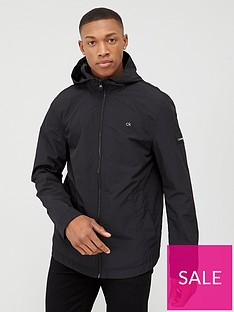 calvin-klein-jeans-crinkle-nylon-hooded-windcheater-black