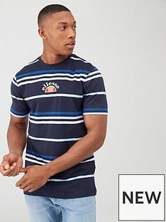 ellesse-miniati-t-shirt-navy