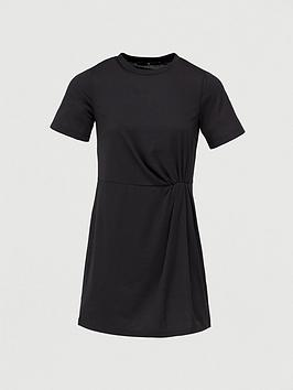 v-by-very-ruched-tunic-black