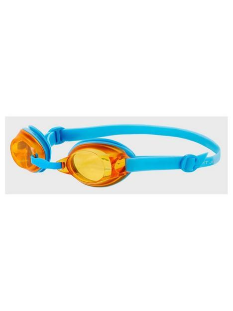 speedo-jet-junior-boys-swim-goggles-blue