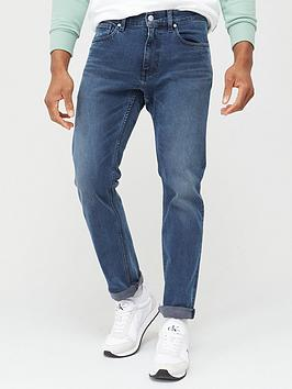 calvin-klein-jeans-slim-fit-jeans-vana-light-blue