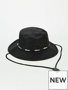 ellesse-rubi-bucket-hat-black