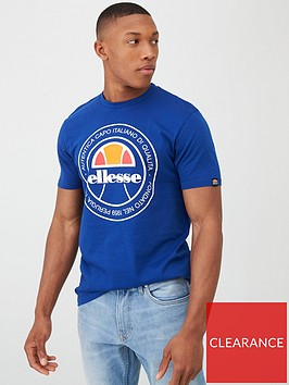 ellesse-monaldo-t-shirt-blue