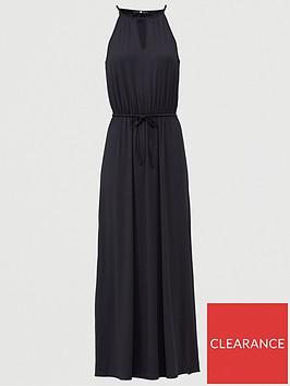 v-by-very-halter-keyhole-maxi-dress-black