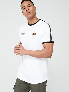 ellesse-fedora-taped-t-shirt-white