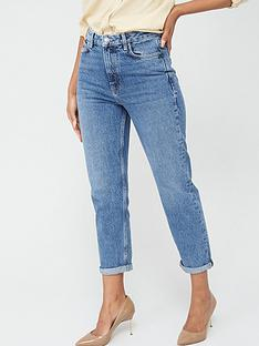 v-by-very-high-waist-mom-jean-mid-wash