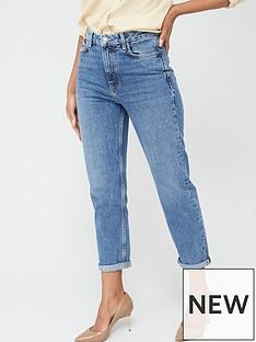v-by-very-high-waist-mom-jean-mid-wash