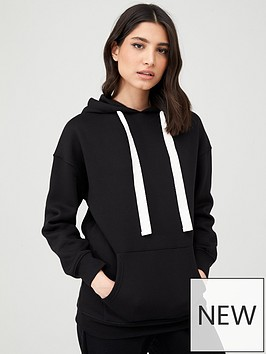 v-by-very-oversized-longline-hoodie-black