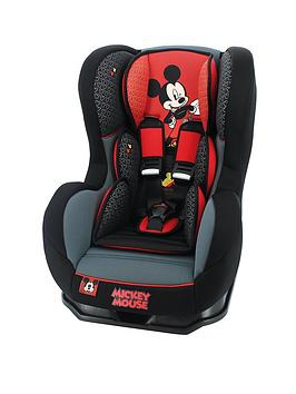 disney-baby-disney-mickey-mouse-cosmo-sp-luxe-group-012-car-seat-new