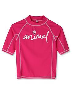 animal-girls-molli-shirt-sleeve-rash-vest-pink
